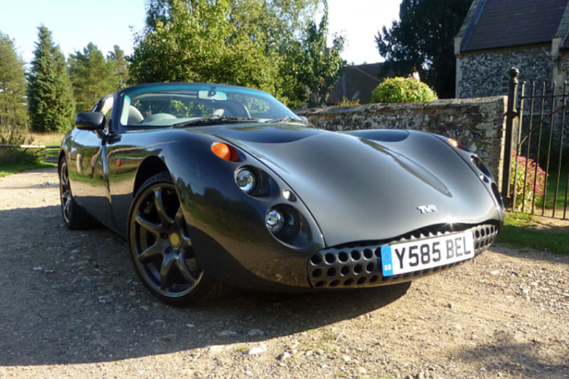 TVR Tuscan Speed Six (2001)