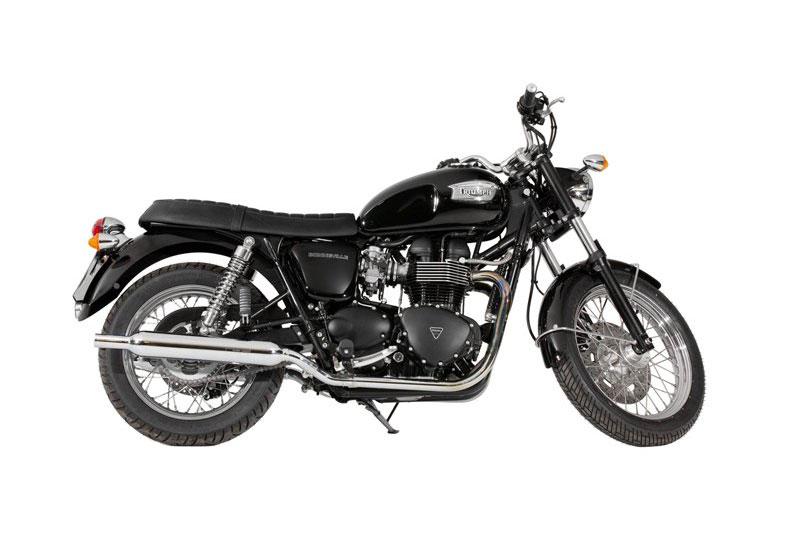 Triumph Motorcycles Bonneville Black (2007)