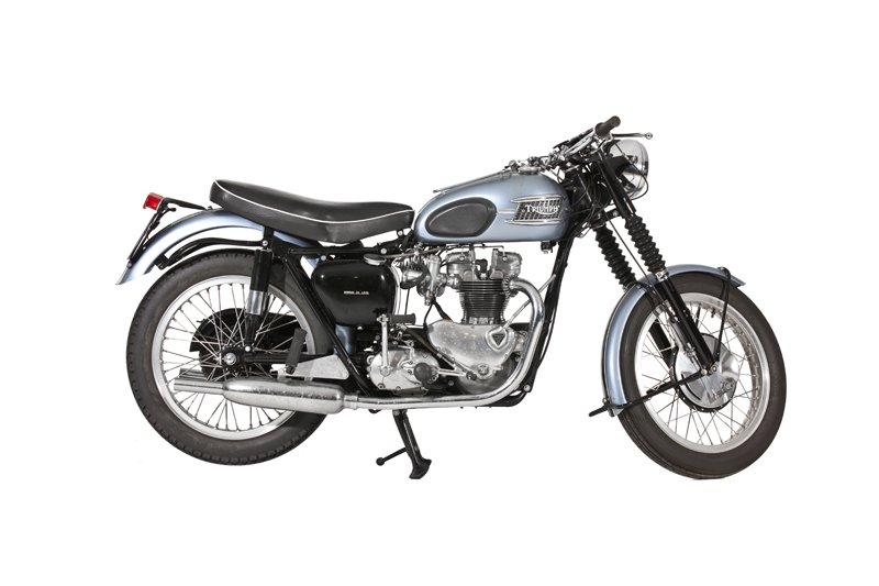 Triumph Motorcycles T100 Tiger (1955)