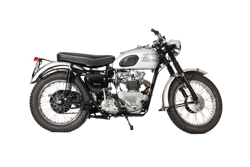Triumph Motorcycles TR5 Trophy (1958)