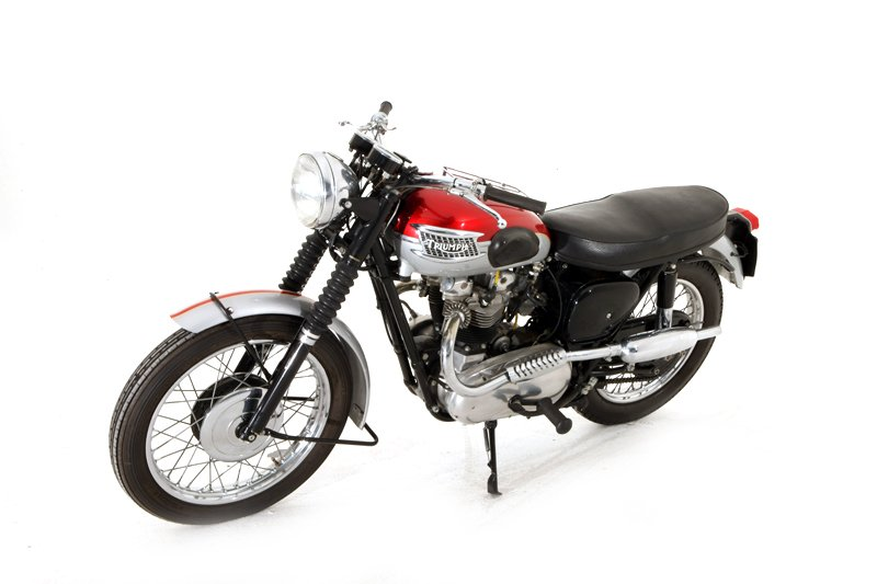 Triumph Motorcycles TR6 Trophy (1961)