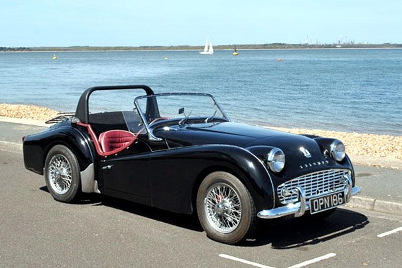 Triumph TR3A (1959)