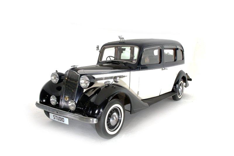 Vauxhall 25 GL Limousine (1938)
