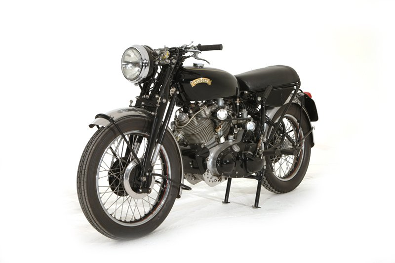 Vincent Motorcycles Rapide (1955)