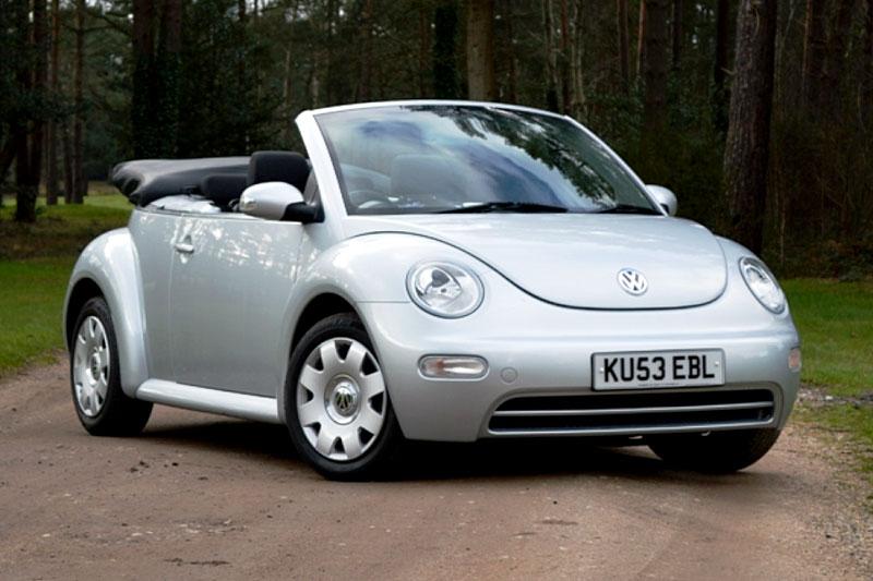 Volkswagen Beetle Cabriolet (2003)