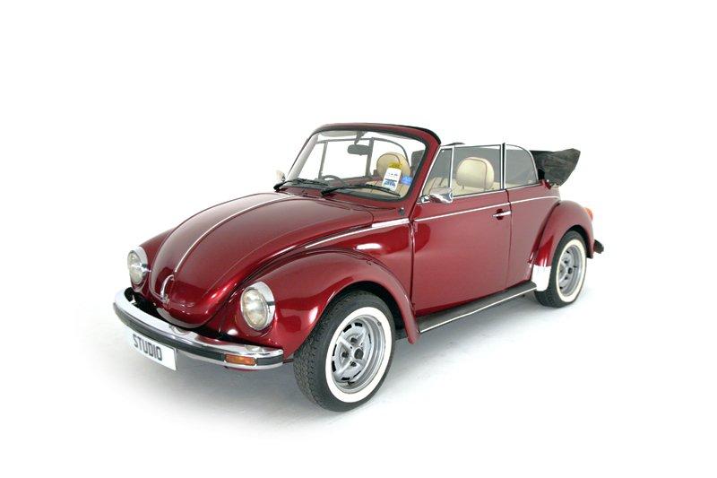 Volkswagen Beetle Convertible (1977)