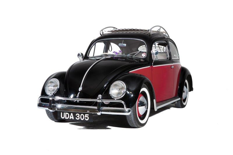 Volkswagen Beetle Delux (1957)