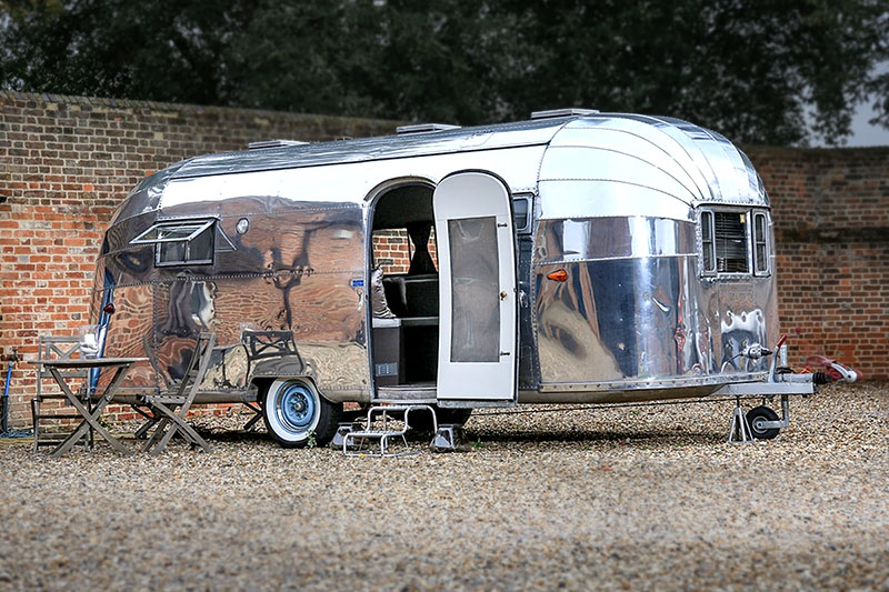 Airstream 19ft Caravan 1954