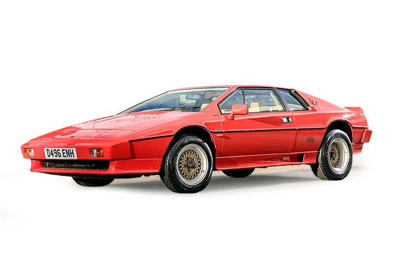 Lotus Esprit Turbo HC (1989)