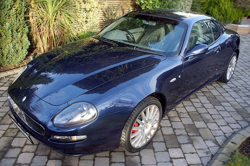 Maserati Cambiocorsa 2003