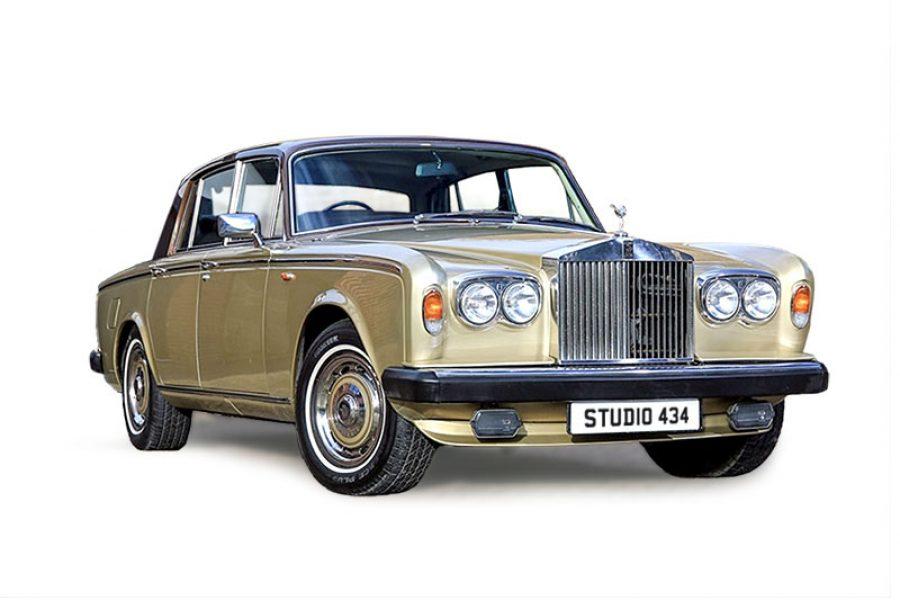 Rolls Royce Silver Shadow II (1977)