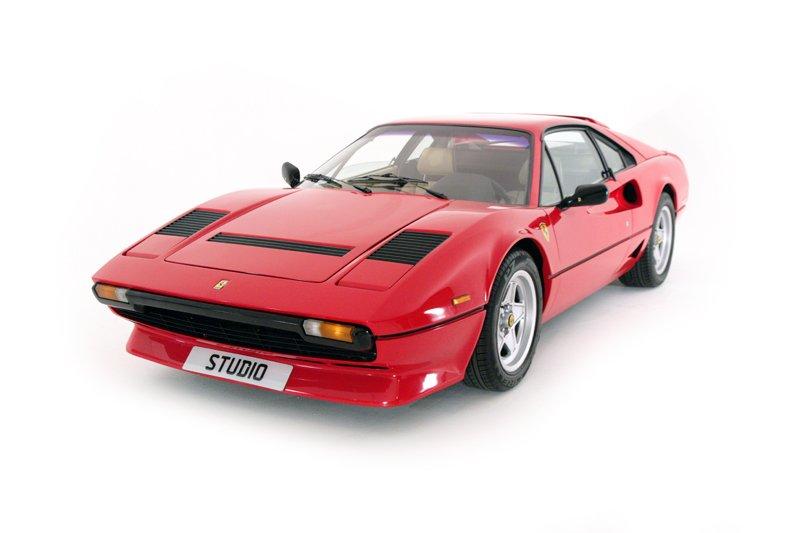 Ferrari 208 GTO Turbo LHD (1982)
