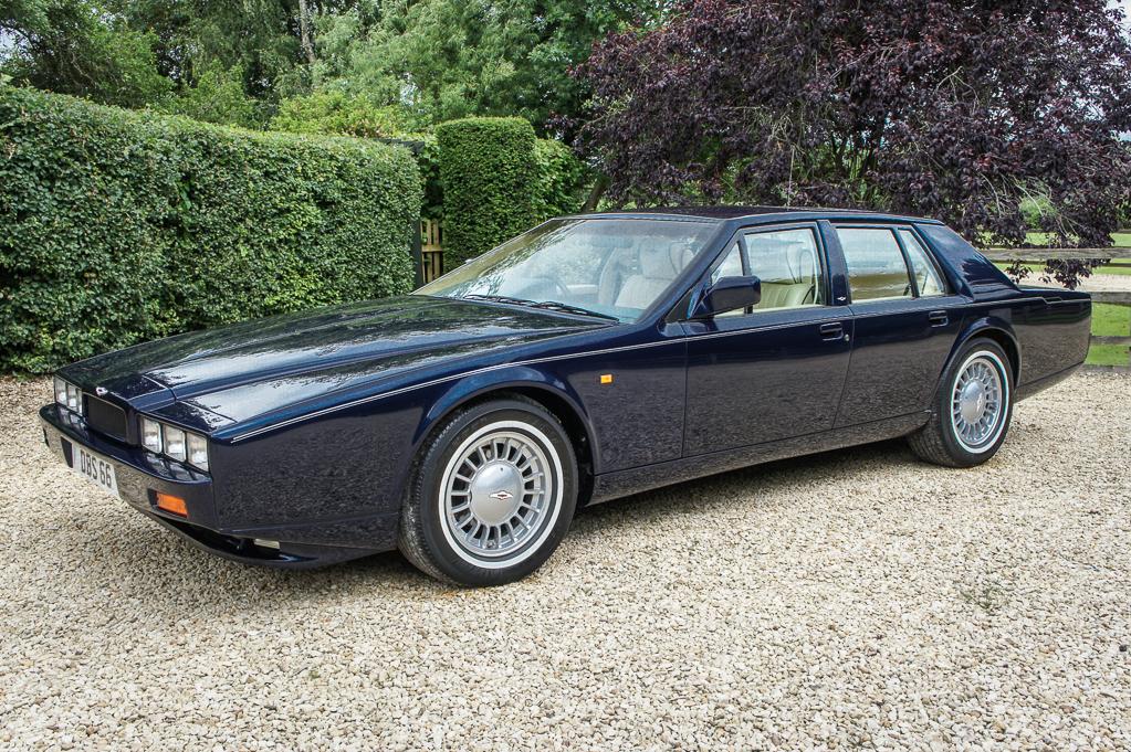 Aston Martin Lagonda Series 4 1989