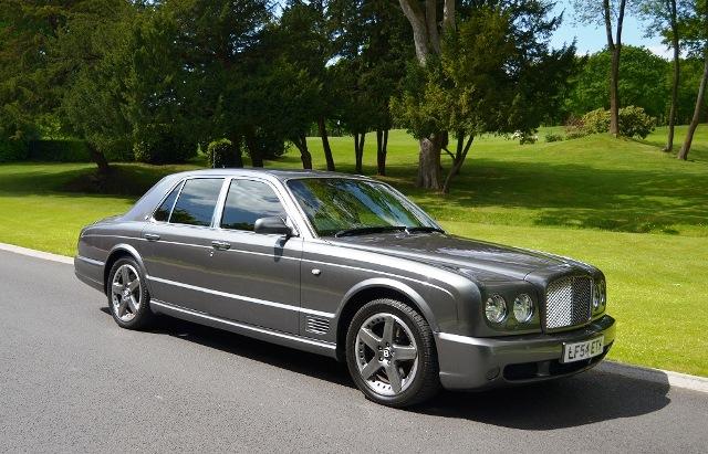 Bentley Arnage T Mulliner (2005)