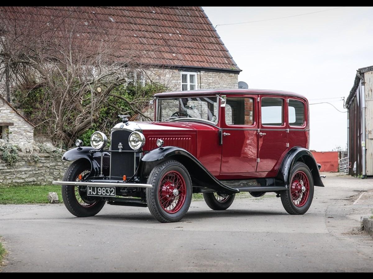 Vauxhall T-Type Saloon 1928
