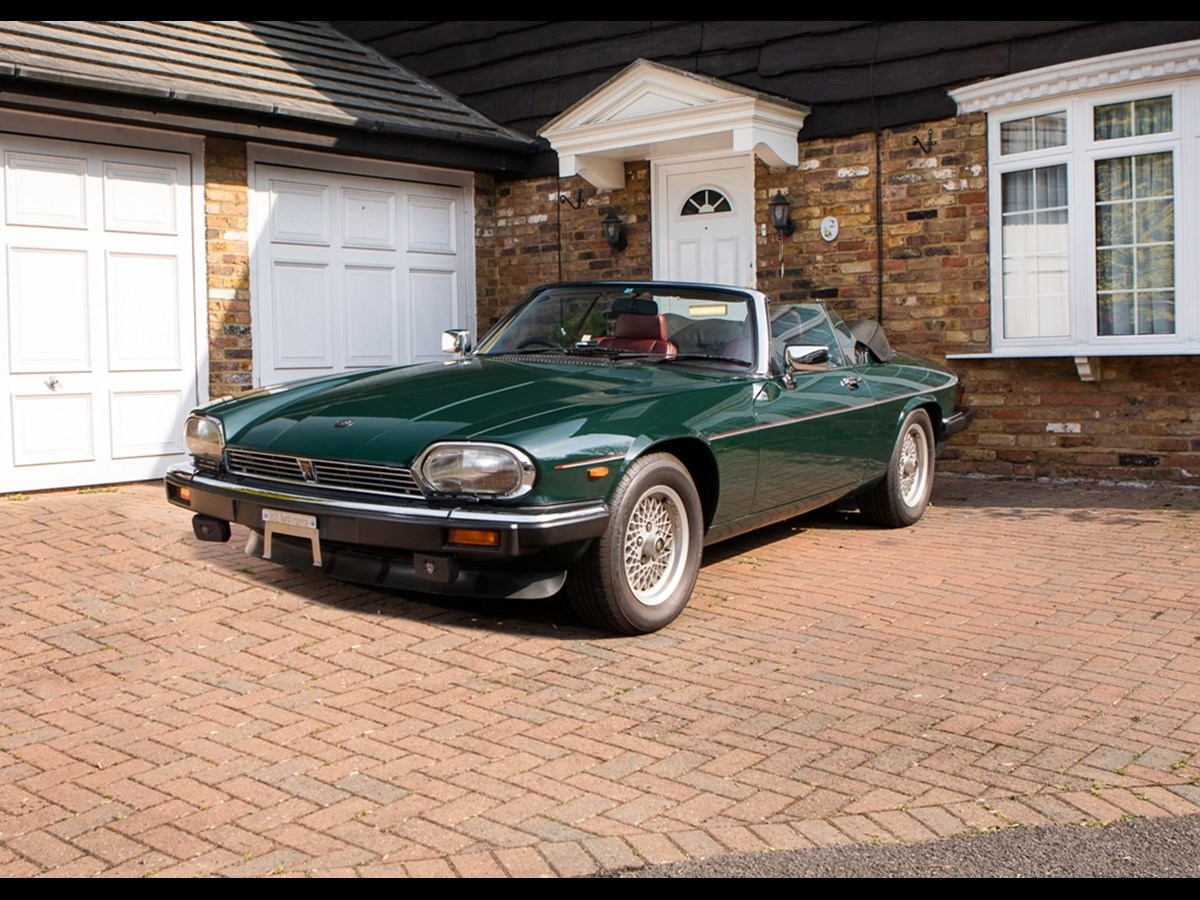 Jaguar XJ-s Convertible (1989)