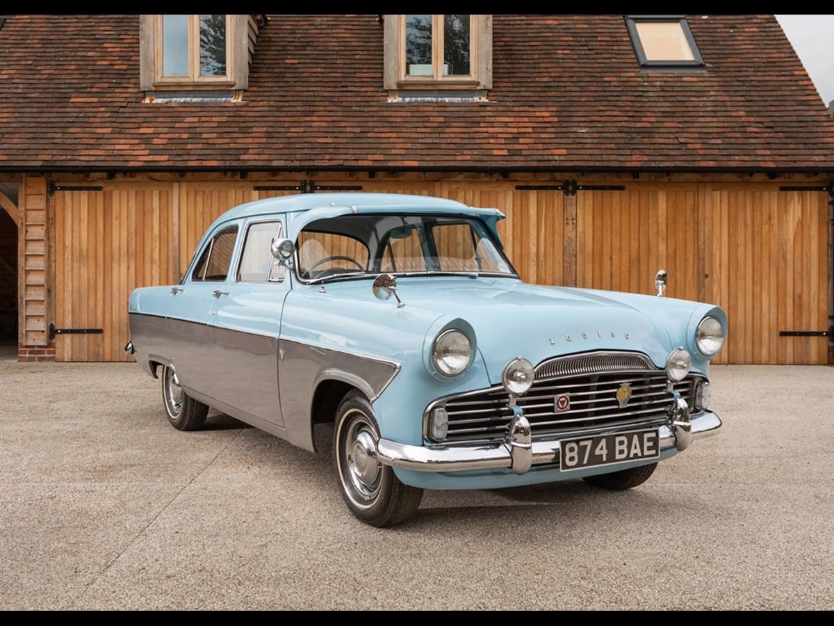 Ford Zodiac Mk.II (1957)